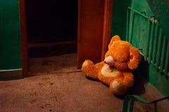 Brinquedo abandonado Fotografia de Stock Royalty Free