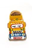 Brinquedo africano velho - táxi de Bush Imagens de Stock Royalty Free