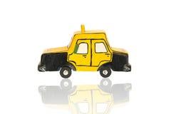 Brinquedo africano velho - táxi de Bush Foto de Stock Royalty Free