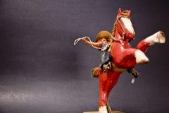 Brinquedo antigo Fotografia de Stock Royalty Free
