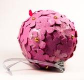 Brinquedo bonito para a árvore de Natal fotos de stock royalty free