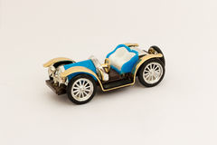 Brinquedo - carro retro Fotografia de Stock Royalty Free