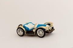 Brinquedo - carro retro Imagem de Stock Royalty Free