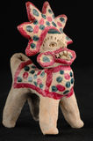 Brinquedo colorido da argila Imagens de Stock Royalty Free