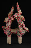 Brinquedo colorido da argila Imagem de Stock