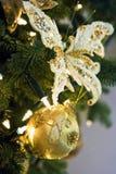 Brinquedo da árvore Fotografia de Stock Royalty Free
