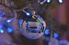 Brinquedo da árvore de Natal Imagens de Stock