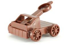 Brinquedo da catapulta Imagens de Stock Royalty Free