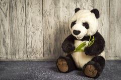 Brinquedo da panda Fotos de Stock Royalty Free
