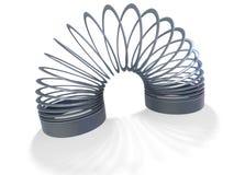 Brinquedo de aço da mola Imagens de Stock