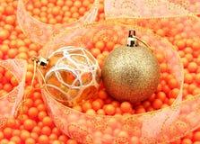 Brinquedo de ano novo Imagem de Stock
