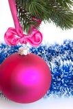 Brinquedo de ano novo Fotos de Stock