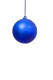Brinquedo de ano novo de suspensão Foto de Stock