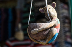 Brinquedo de Ayuthaya em Tailândia Fotografia de Stock