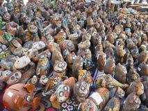 Brinquedo de Dymkovo Imagens de Stock