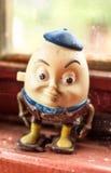 Brinquedo de Humpty Dumpty imagem de stock