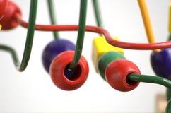Brinquedo de madeira para miúdos Fotografia de Stock