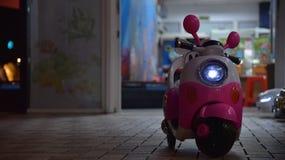 Brinquedo de Moto Fotos de Stock