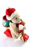 Brinquedo de Papai Noel Fotos de Stock Royalty Free