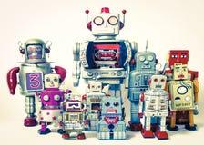 Brinquedo de Robor Fotografia de Stock Royalty Free