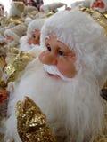 Brinquedo de Santa Claus Imagens de Stock