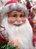 Brinquedo de Santa Claus Fotos de Stock