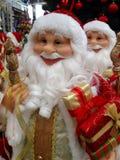 Brinquedo de Santa Claus Imagens de Stock Royalty Free