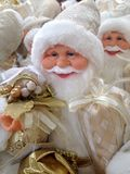Brinquedo de Santa Claus Imagem de Stock Royalty Free