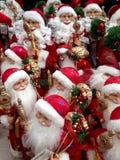 Brinquedo de Santa Claus Imagem de Stock