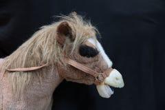 Brinquedo do animal de Stufffed fotografia de stock