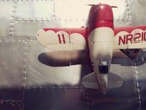 Brinquedo do avião Imagem de Stock Royalty Free