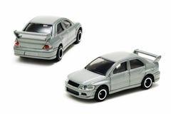 Brinquedo do carro desportivo (isolado) Imagens de Stock