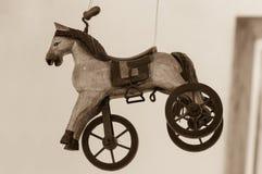 Brinquedo do cavalo Imagens de Stock Royalty Free