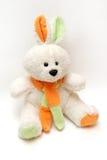 Brinquedo do coelho de coelho Foto de Stock