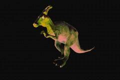 Brinquedo do dinossauro imagem de stock