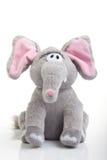 Brinquedo do elefante Fotografia de Stock