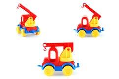 Brinquedo do guindaste Foto de Stock