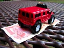 Brinquedo do Hummer Foto de Stock