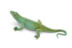 Brinquedo do lagarto imagem de stock royalty free