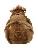 Brinquedo do macaco Fotografia de Stock