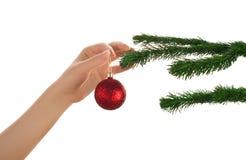 Brinquedo do Natal Imagem de Stock