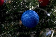 Brinquedo do Natal Fotografia de Stock