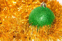 Brinquedo do Natal foto de stock royalty free