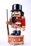 Brinquedo do Nutcracker imagens de stock royalty free