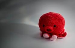 Brinquedo do polvo de Takoyaki Fotografia de Stock