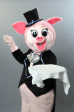 Brinquedo do porco Imagens de Stock Royalty Free