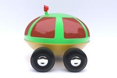 Brinquedo do ` s das crianças de Lunohod- Imagem de Stock Royalty Free