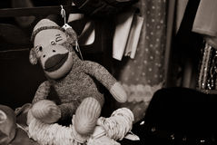 Brinquedo do vintage fotografia de stock royalty free
