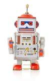 Brinquedo do vintage do robô Imagem de Stock Royalty Free