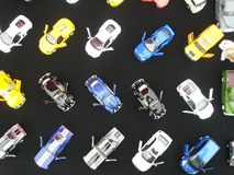 brinquedo dos carros Imagens de Stock Royalty Free